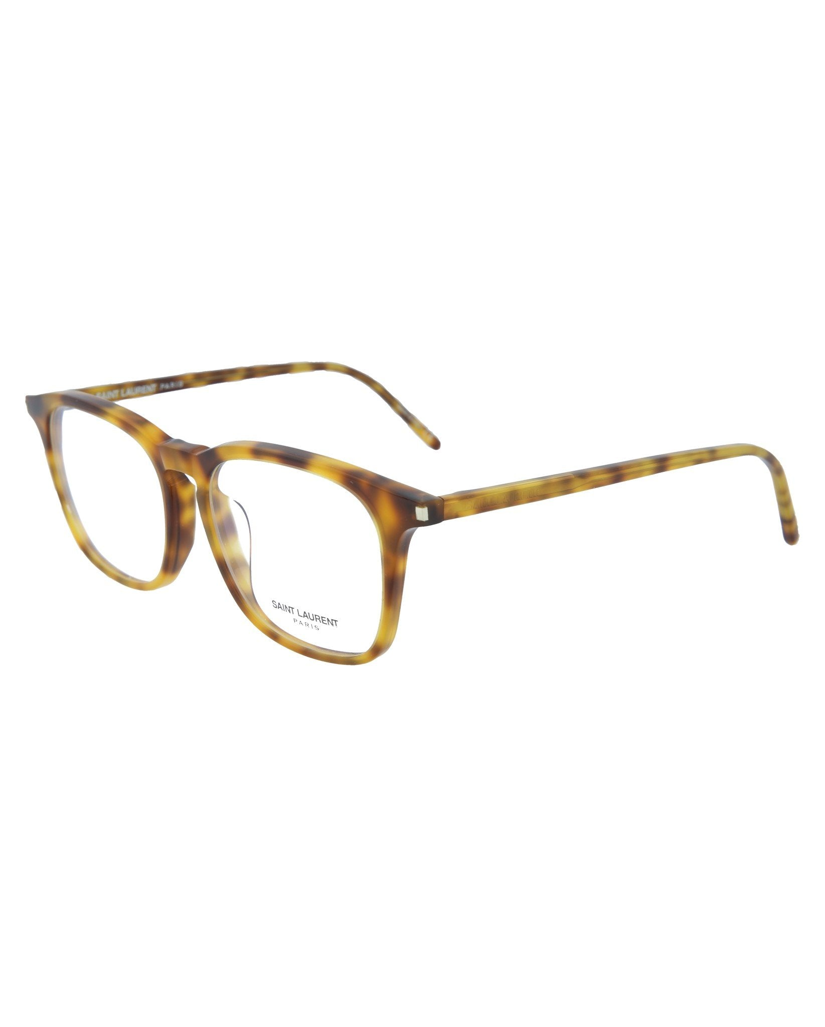 Saint Laurent Square/Rectangle Optical Frames