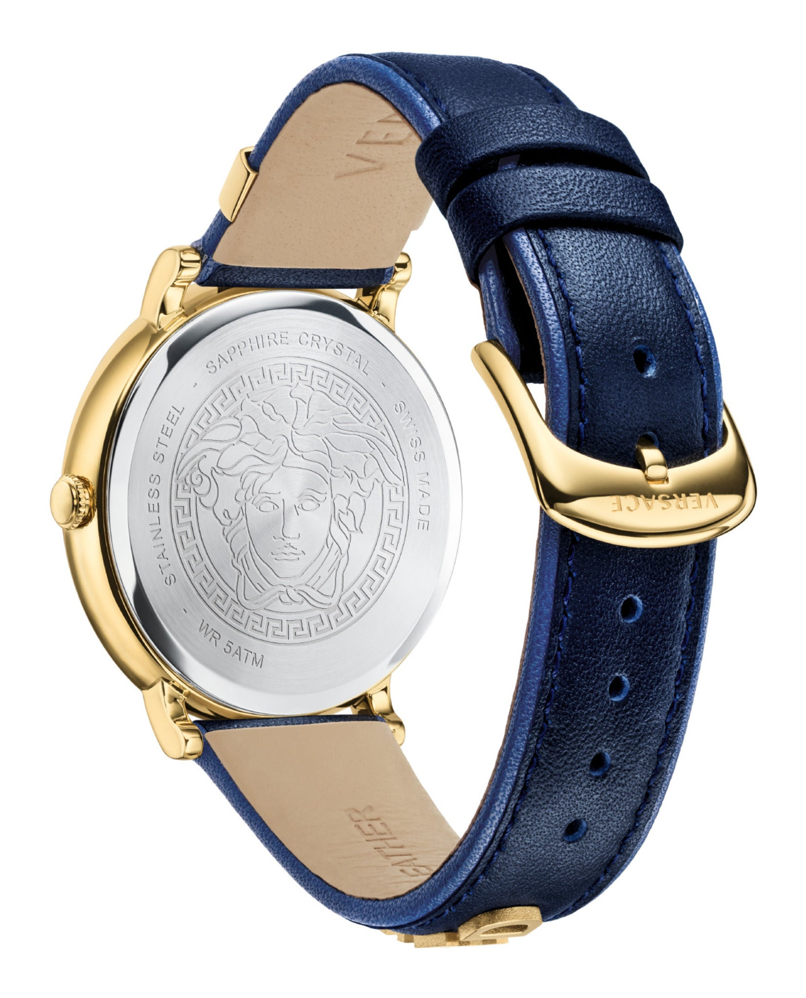 Versace V-Circle - The Manifesto Edition Watch