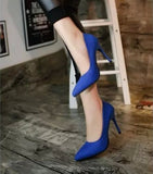 Pointed Toe Women's Casual Pumps
