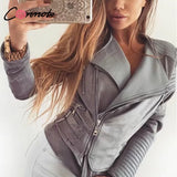 Women's Turn Down High Collar Jacket