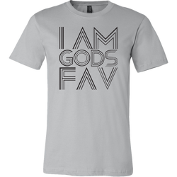 I AM GODS FAV - A Reach.Clothing Original