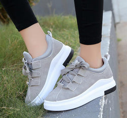 Women's Casual Platform Sneakers