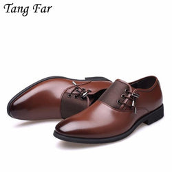 Men's Leather Shoes Oxfords Dress Shoes