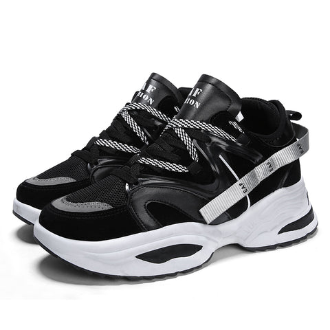 Men's Thick Sole Sneakers