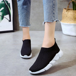 Women's Slip On  Sneakers
