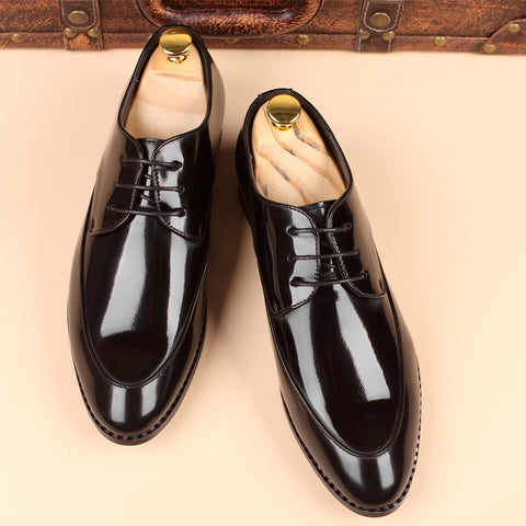 Men's Leather Formal Oxford Handmade Luxury Loafers