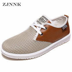 ZJNNK Breathable Male Casual Shoes