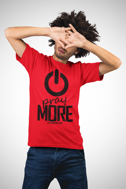 Pray More - A Reach.Clothing Original