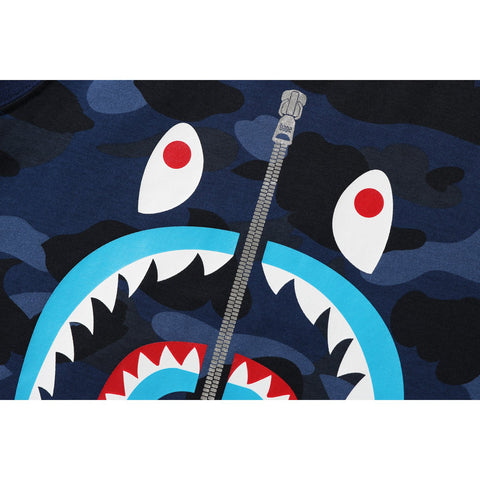 COLOR CAMO SHARK TANK TOP KIDS