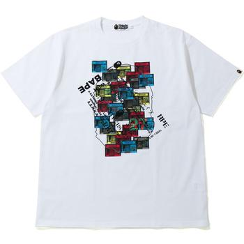 BAPE 27TH ANNIV. RELAXED TEE M