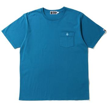 ONE POINT POCKET OVERDYE TEE M