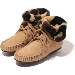 1ST CAMO BOA MOCCASIN /LADIES