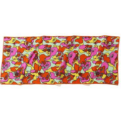 ABC CAMO FLOWER SPORT TOWEL L