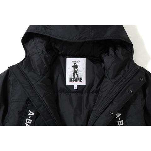 3 LAYER MILITARY PADDED JACKET MENS