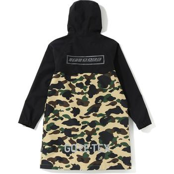 GORE-TEX 1ST CAMO LONG HOODIE JACKET LADIES