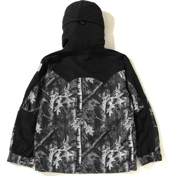 BAPE FOREST CAMO SNOW BOARD JACKET MENS