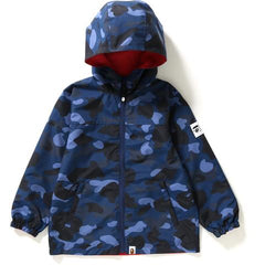 d238c05f COLOR CAMO REVERSIBLE HOODIE JACKET K