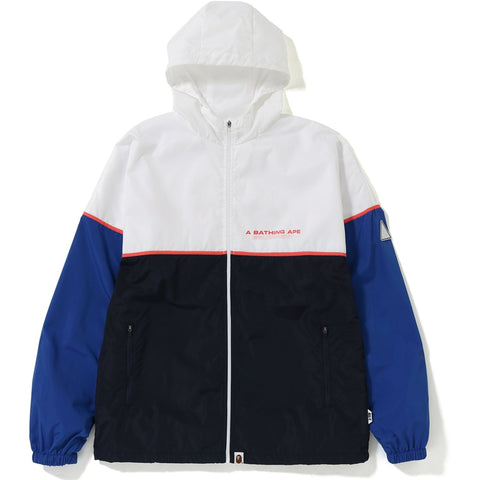 COLOR BLOCK TRACK TOP M