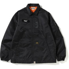 MA-1 DETAIL COACH JACKET MENS