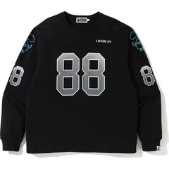 RELAXED FOOTBALL L/S TEE M