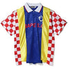 CHECKERED GAME JERSEY M