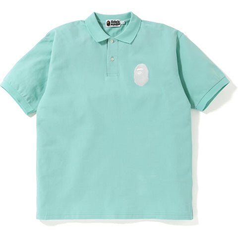 RELAXED LARGE APE HEAD POLO M