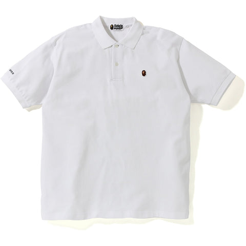 RELAXED ONE POINT POLO M