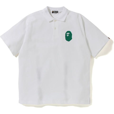 RELAXED BIG LOGO POLO M