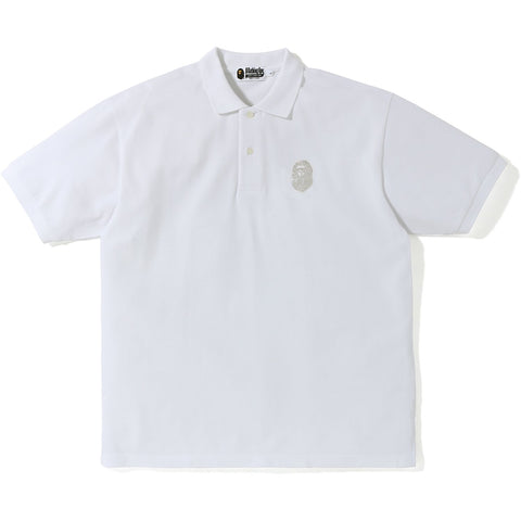 RELAXED SWAROVSKI POLO M