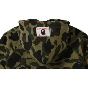 1ST CAMO 93 WIDE PULLOVER HOODIE LADIES