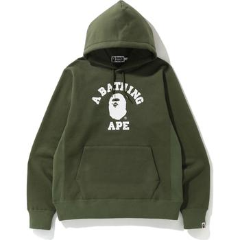 COLLEGE HEAVY WEIGHT PULLOVER HOODIE M