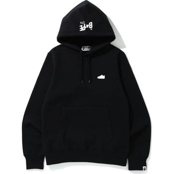 BAPE STA ONE POINT PULLOVER HOODIE M