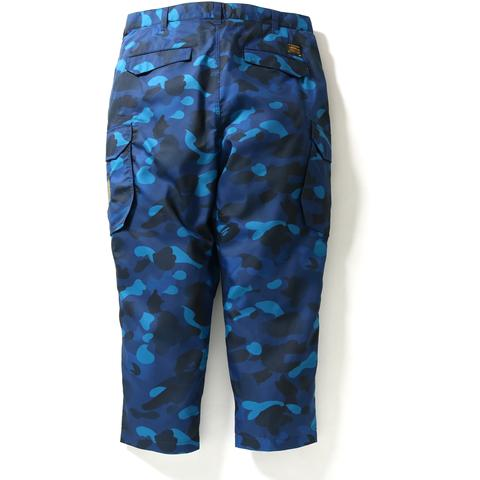 GRADATION CAMO 6POCKET CROPPED PANTS MENS