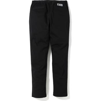 WIDE TAPERED PANTS M