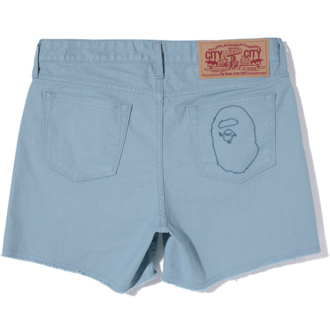 APE HEAD COLOR SHORTS L