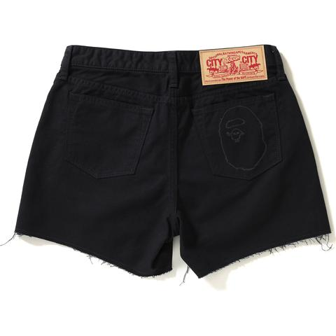 APE HEAD COLOR SHORTS LADIES