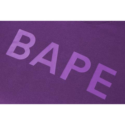 BAPE GRADATION CREWNECK MENS