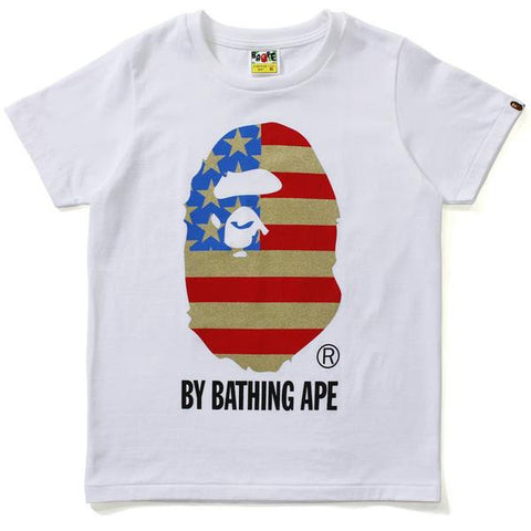 STARS AND STRIPES BY BATHING TEE/L