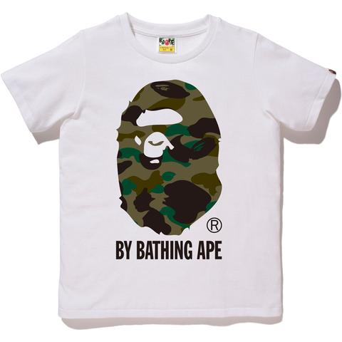 1ST CAMO BY BATHING TEE L