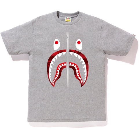 COLOR CAMO SHARK TEE M