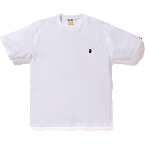 APE HEAD ONE POINT TEE MENS