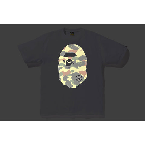 REFLECTOR 1ST CAMO BIG APE HEAD TEE M