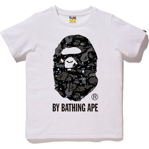 SPACE CAMO BY BATHING TEE L