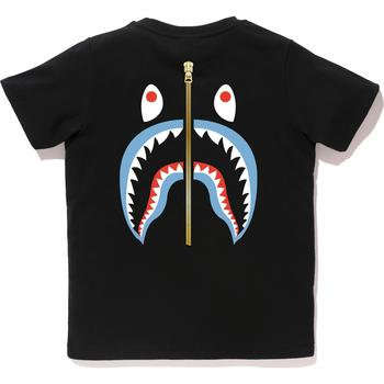 COLORS WGM SHARK TEE L