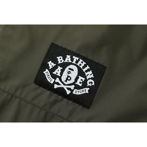 A BATHING APE HOODIE JACKET MENS