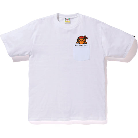 PIRATE MILO POCKET TEE MENS