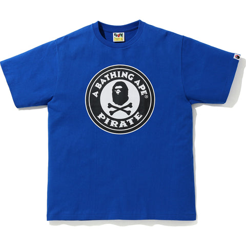 APE CROSSBONE CIRCLE TEE MENS
