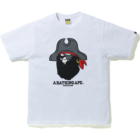 CAPTAIN APE HEAD TEE MENS