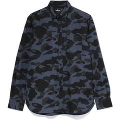 MR CAMO BD SHIRT M