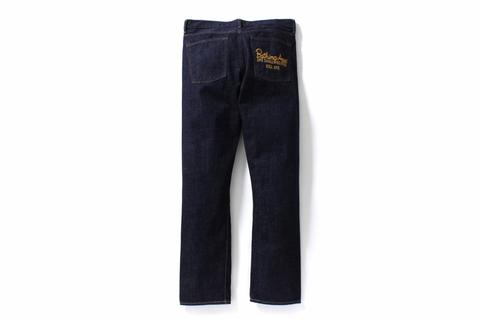 2008 TYPE-05 DENIM PANTS MENS